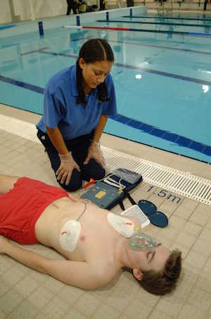 Basic Life Support and AED